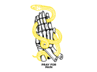 Pray for pain