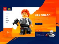 Lego concept Daily UI