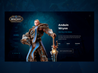 World of Warcraft Daily UI Alliance