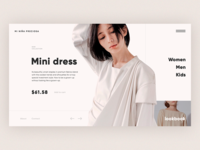 Daily Ui Small Store