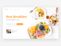 Breakfast Search Daily UI