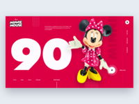 Minnie Mouse Daily UI