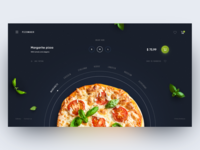 Pizza Daily UI