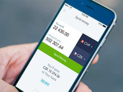 Transferwise ios apple transferwise money