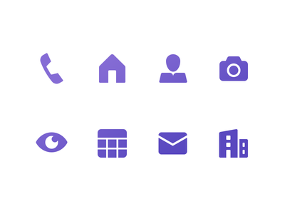 Delibarry iOS App Icons set ios delibarry icons