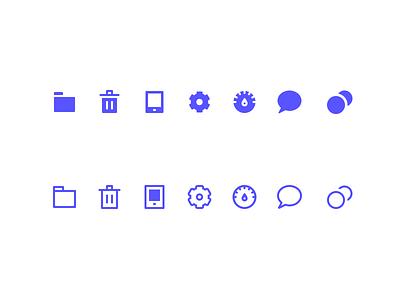 Web Dashboard Icons icons dashboard web app