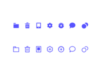 Web Dashboard Icons