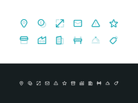 Property.works Icons twocolor soulmates icons icon set