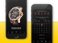 Watch House - My Watch & Service Schedule