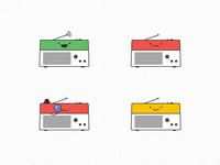 Illustrations for Player FM