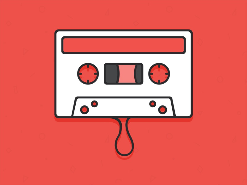 Playerfm dribbble tape sd