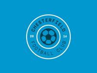 Soccer Badge 1