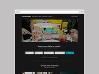 Table Savvy Website