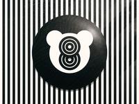 Anni-bear-sary 8 Ball