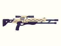N7 M-97 Viper Rifle