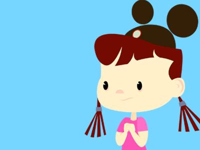 Disneyland Girl