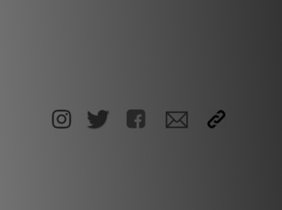 Daily UI 10 - Share Icon