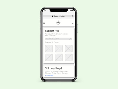 Daily UI 27 - Contact Page