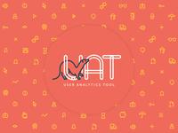 User Analytics Tool Logo and UI