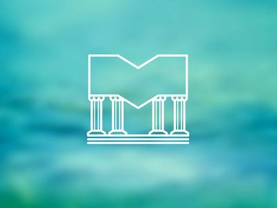 Business Association of Molėtai logo lithuania molėtai region branding graphic design