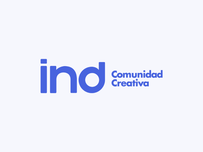 ind | comunidad creativa logo youtube channels channel tv brand branding app