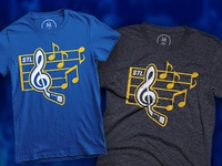 Blues Rally Shirt Now Available!