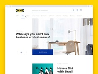 IKEA — Redesign