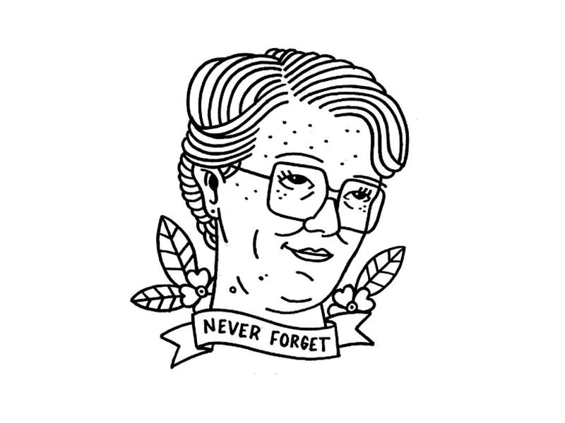 Never Forgotten, Never Alone wtf barb stranger things