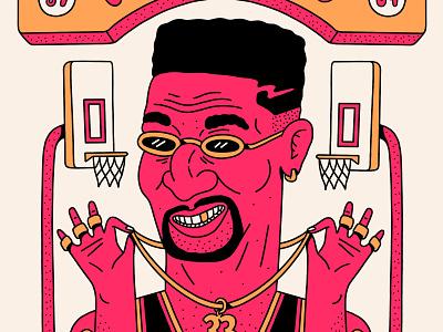 Pippen Ain't Easy bootleg basketball nba chicago bulls scottie pippen
