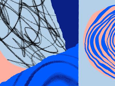 Dropbox Rebrand Collage