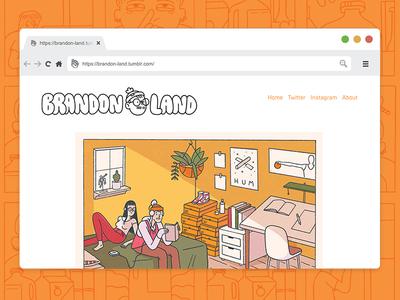 ✨ New Site ✨ tumblr indiecomics comics website