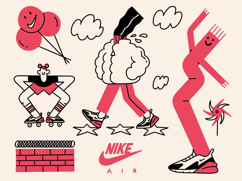 Nike LA: Elements of Air pt.1 nike air los angeles nike