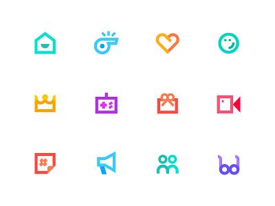 new style momo icon