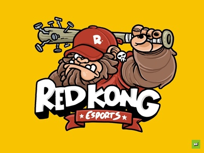 RED KONG