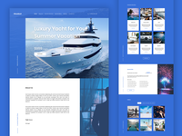 Kloudout - The Luxury Landing Page