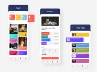 Polling App Design