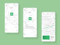 Multi Ride Sharing App Design 🚖