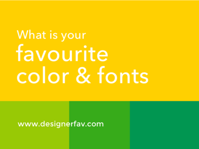 Designerfav share ux designers design favourite ux designer designers typography fonts visual color ux ui