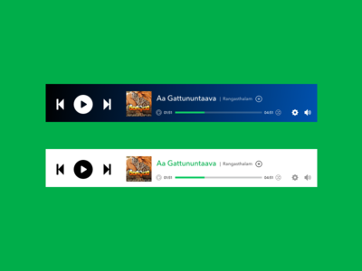 Music player colors wireframes visual design ux ui