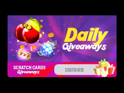 Bingo Promotion website game colors ui visual design promotions bingo slots