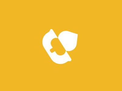 CallNut Negative Space Logo