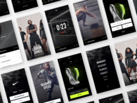 Nike Fitness App