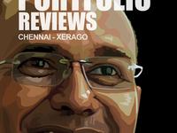 Behance Portfolio Review // Jurie Poster