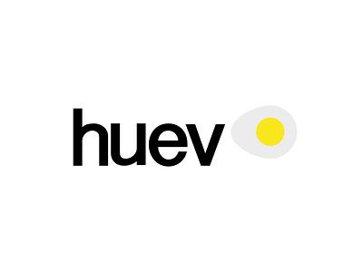 Huevo Clothing identity yellow huevo clothing egg