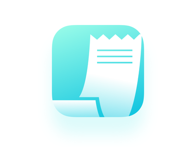 Expenses App Icon tracking money expenses icon app