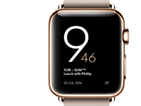 Apple Watch – Alternative Watch Face