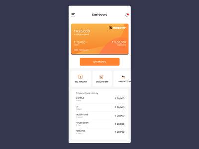 Money Management App Redesign 2.0