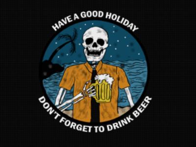 Skull holiday