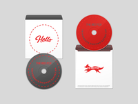 The Red Fox CD