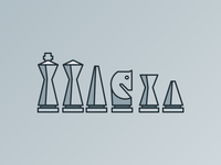 Simple Chess Set